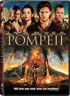 DVD -- Pompeii. Milo, a slave-turned gladiator, must save his love from Mt. Vesuvius. Stars Kit Harrington (Game of Thrones), Kiefer Sutherland, Adewale Akinnuoye-agbaje.