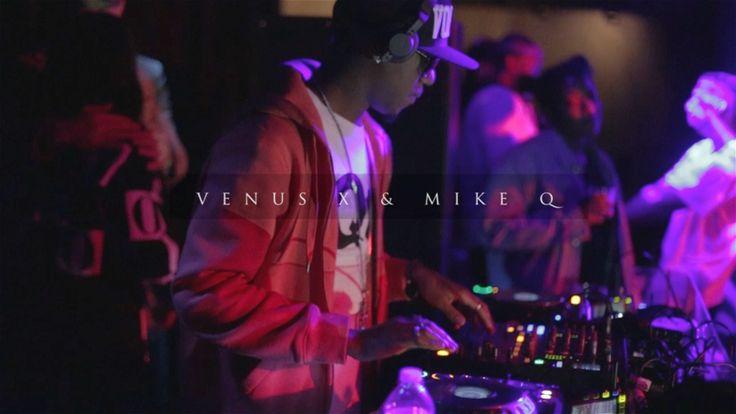A Conversation with Venus X & Mike Q  http://sidewalkhustle.com/sidewalk-hustle-tv-a-conversation-with-venus-x-mike-q/