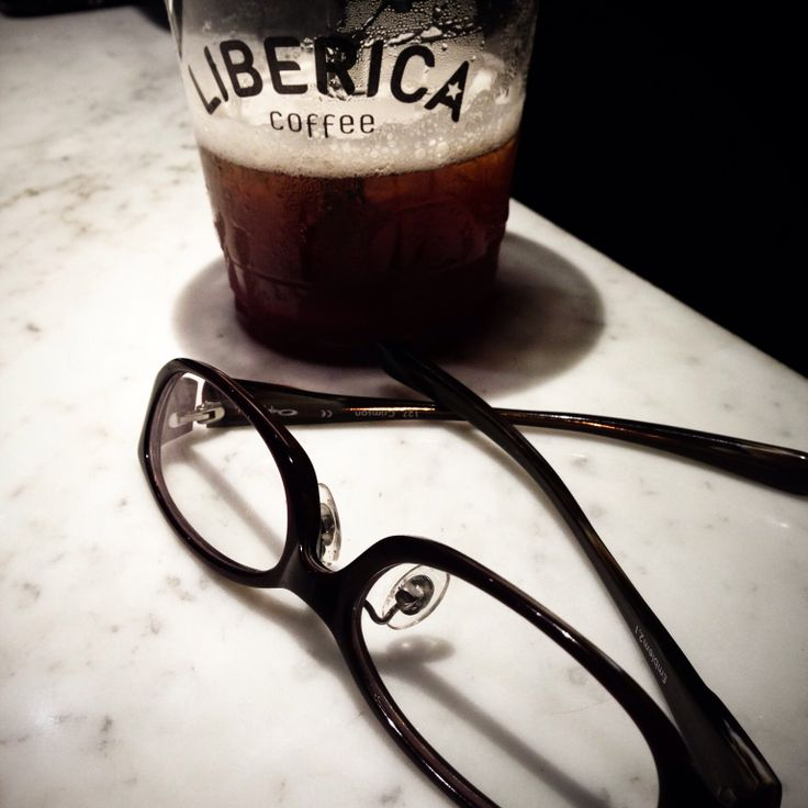 Glasses Journey with Iced Chocolate