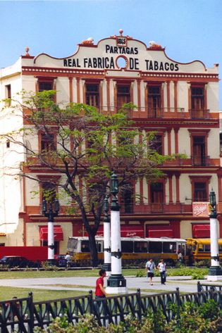 Famous Havana cigar factory #Cuba
