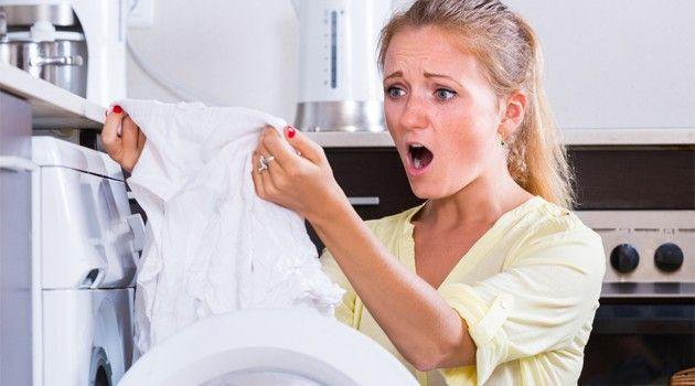 Manchou roupa de óleo ou gordura? Limpe fácil, fácil com truque do giz: aprenda