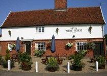 The Sibton White Horse Inn, Sibton, Nr Saxmundham, Suffolk, England