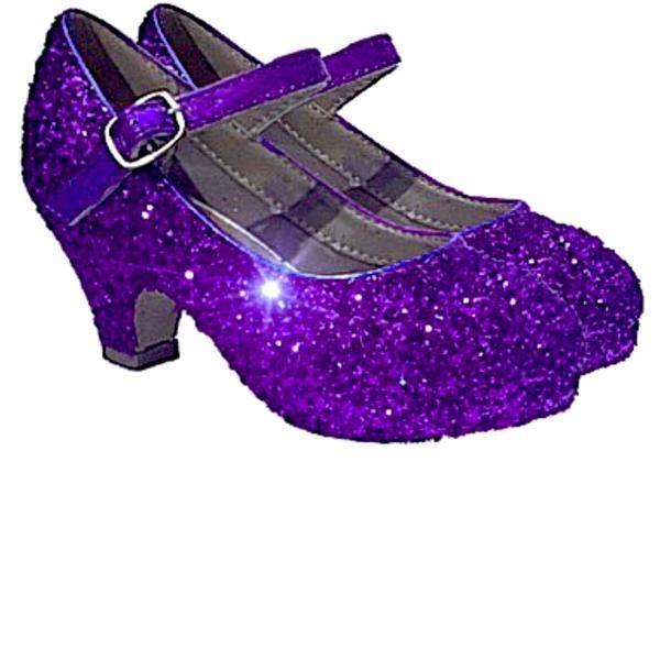 Black 1-EU 32//1 M US Little Kid Kids Mary Jane Low Heel Pumps Dress Shoe