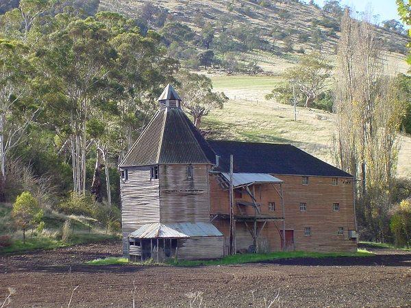 Oast House Hayes #Tasmania. Photo by Dan Fellow, article for www.think-tasmania.com #History
