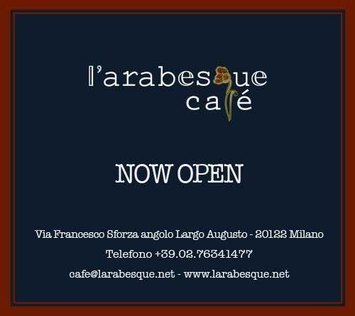 l'arabesque - Largo Augusto 10, 20122 Milano