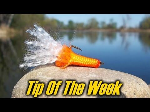 "Paracord Fishing Lure - ""Tip Of The Week"" E37 - IntenseAngler"