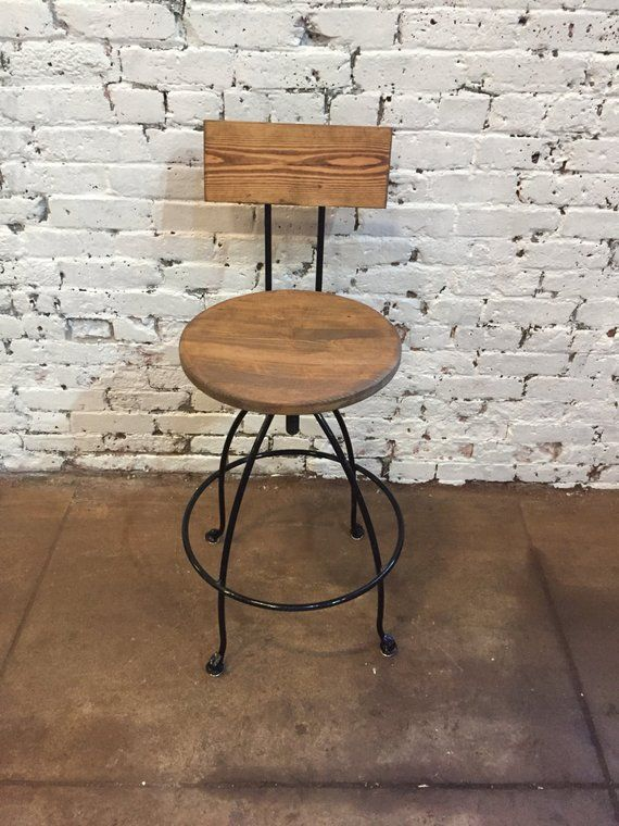 Counter Height Bar Stools Bar Stools With Backs Bar Stool Etsy Bar Stools With Backs Breakfast Bar Chairs Stools With Backs