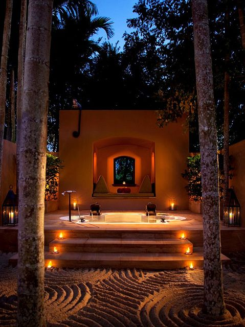 Phulay Bay, Thailand. Reserve Villa - private outdoor bath byIdee_Per_Viaggiare.