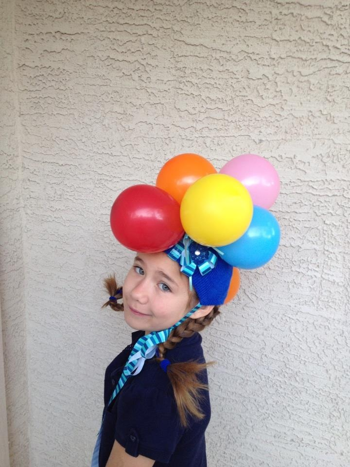 Seussical Crazy Hat Day