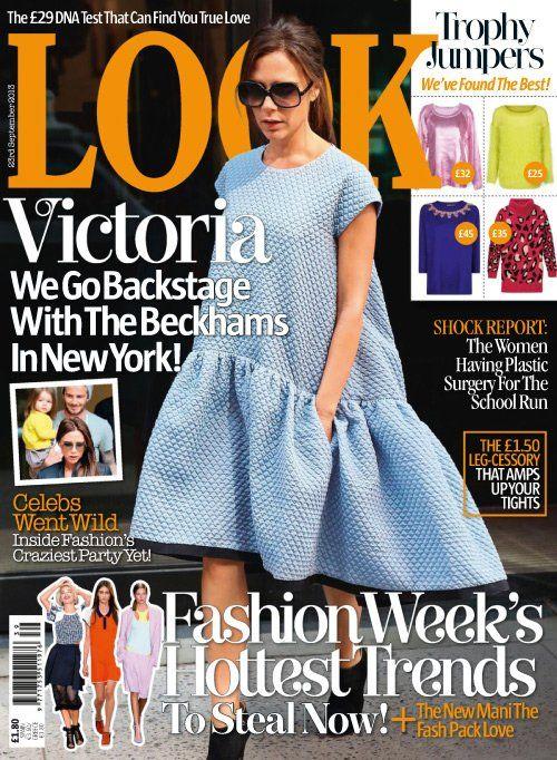 Victoria Beckham (2013.09.23.) #VictoriaBeckham