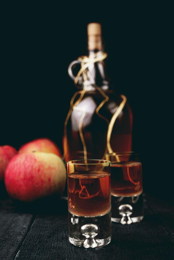 Kraina Sosny: nalewka z jabłek