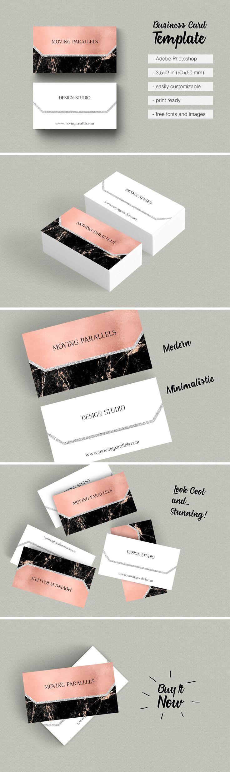The 25+ best Gold business card ideas on Pinterest   Black ...