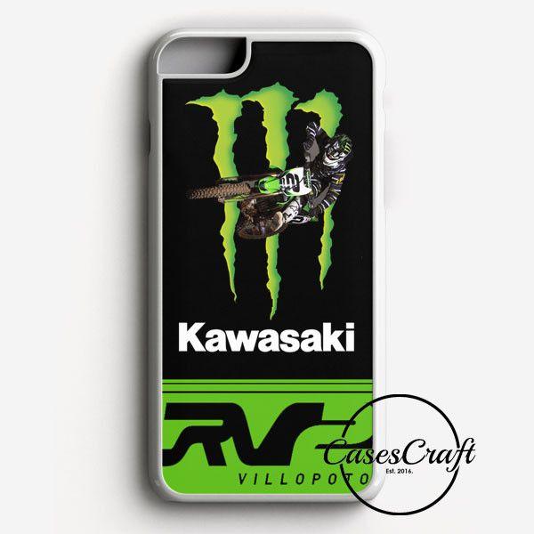 Ryan Villopoto Monster Thor Motocross iPhone 7 Case | casescraft