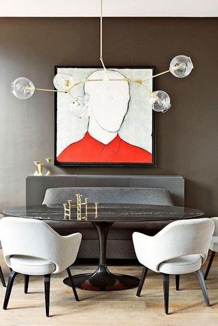 60 best Dining Rooms images on Pinterest | Dining room design ...