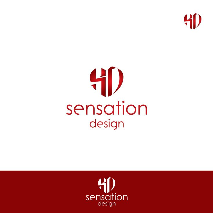 Logo design for Sensation Design
