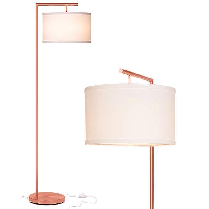 Brightech Montage Modern LED Floor Lamp for Living Room