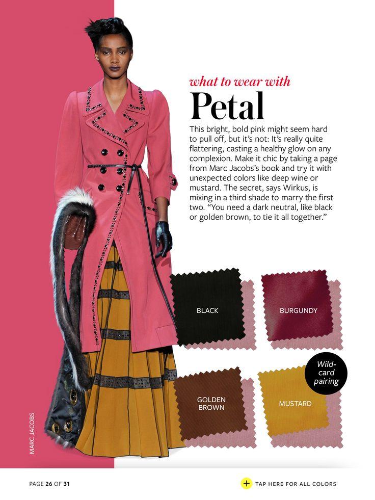 Petal: colour combinations