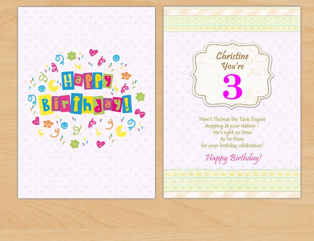 76 best Greeting Cards images on Pinterest Greeting cards, Card - birthday wishes templates word