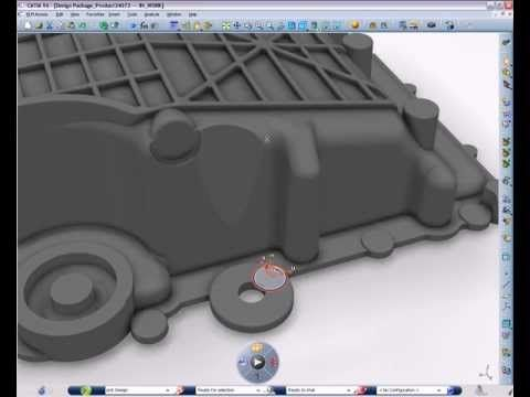 CATIA V6 | Mechanical Design & Engineering | Functional Modeling - YouTube