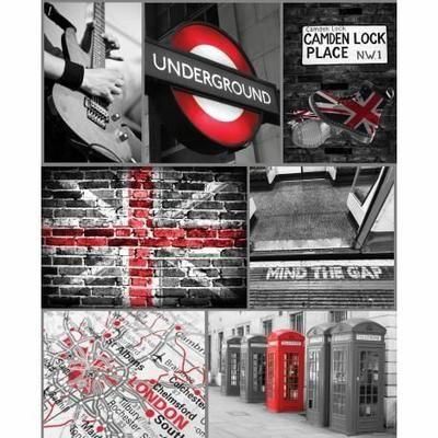 Papier Peint London Travel