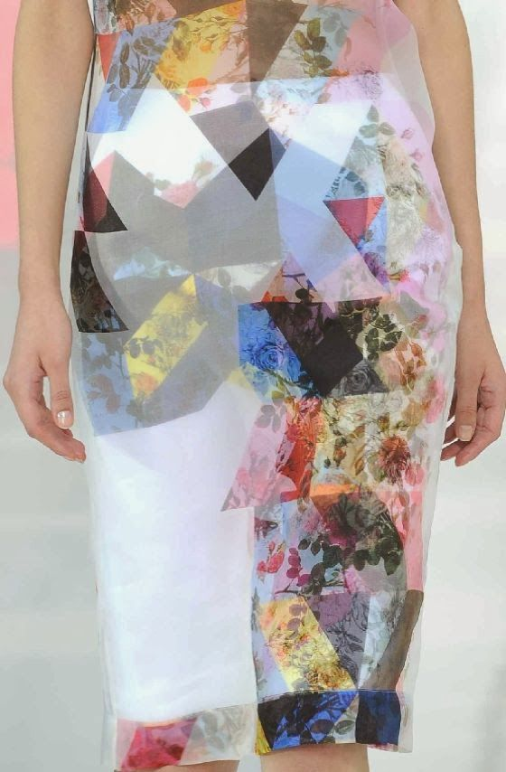 patternprints journal: PRINTS, PATTERNS AND DETAILS FROM S/S 14 WOMENSWEAR COLLECTIONS, LONDON FASHION WEEK / Preen