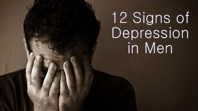 Did you know more than 5 million men in the U.S. alone experience depression each year?   Clinical depression can cause sadness and a loss of interest in once pleasurable activities. While the symptoms used to diagnose depression are the same regardless of gender, often the chief complaint can be different between men and women.