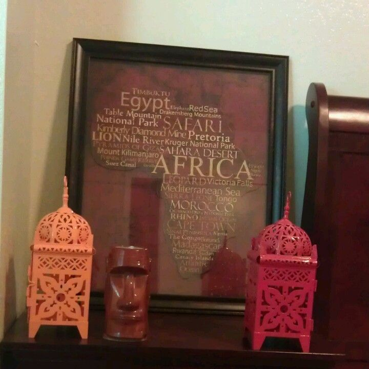 Wall Decor Family Dollar : Best images about african furniture and decor on