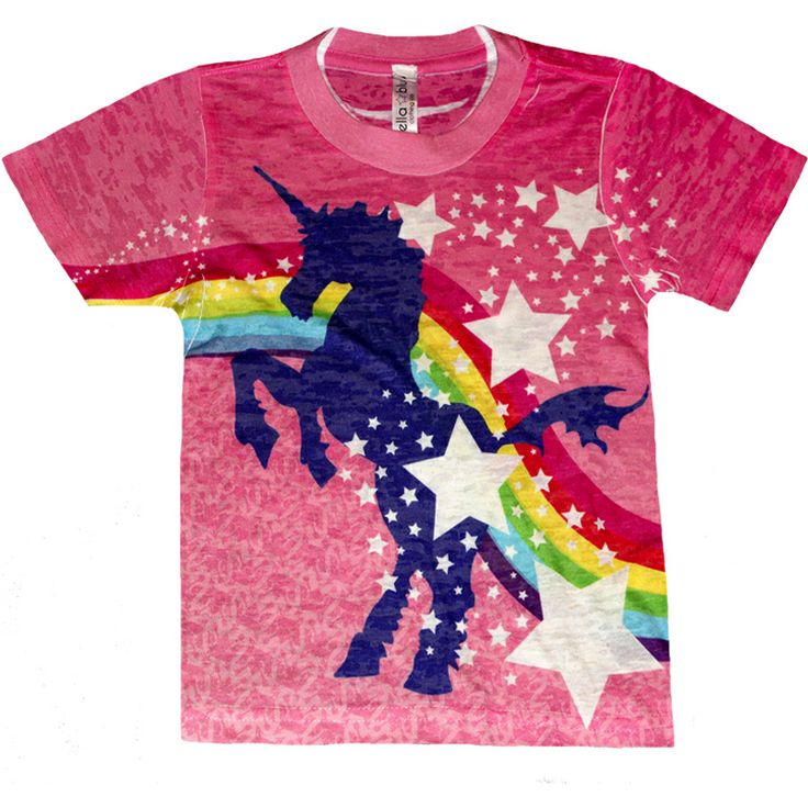 Stella Blu Clothing Co. Store - Unicorn Tee, $25.00 (http://www.stellabluclothing.com/unicorn-tee/)