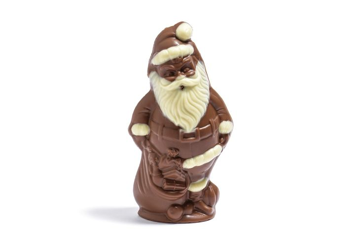 Haigh's Chocolates –Hollow Father Christmas Special Promotion $13.95 AUD #delicious #gift #Christmas www.haighschocolates.com Christmas orders before 19th December.