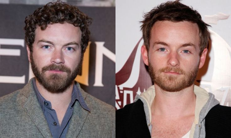 Danny and Christopher Masterson