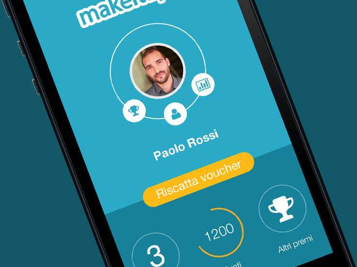 Home Screen   UI App