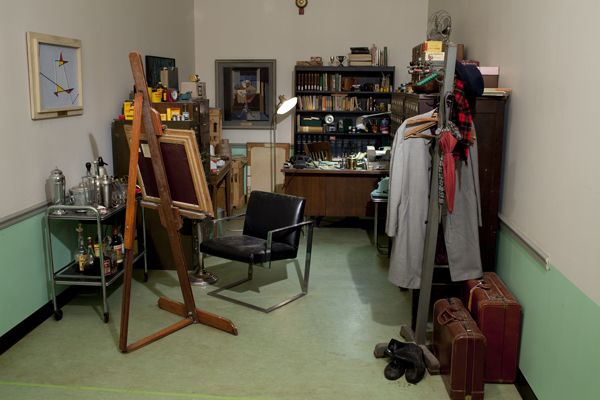 The Curator Vanishes: Period Room as Crime Scene from Minneapolis Institute of Art as used in chapter 22 of Deja Who?