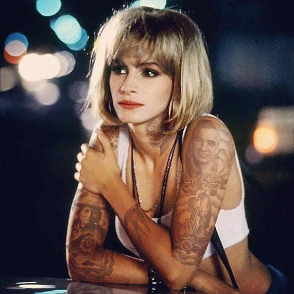Un artiste tatoue des stars via photoshop   cheyenne randall artiste tatoue des stars via photoshop 12