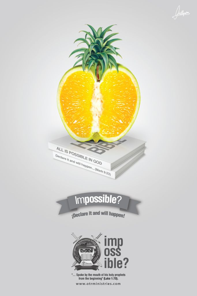 Impossibe? - For OTR Ministries