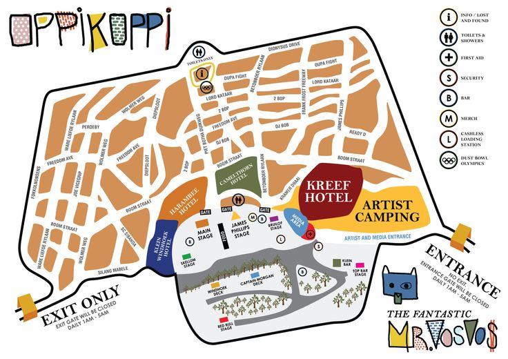 Oppikoppi Festival 2015