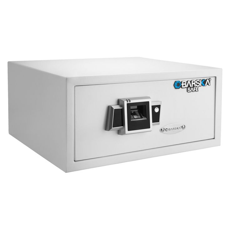 Barska .8 cu. ft. Biometric Security Safe - AX12404