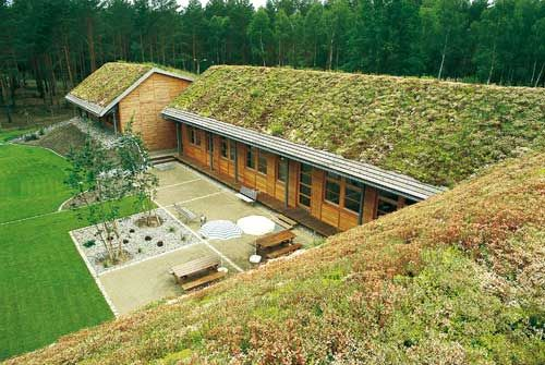 Green Roofs - Projects