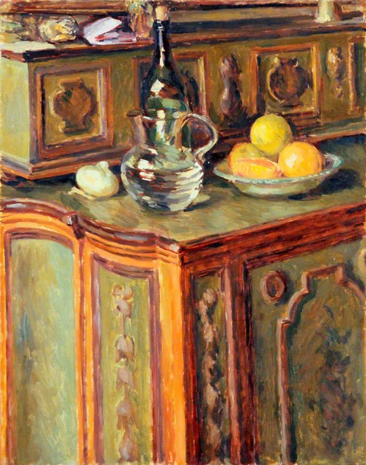 Venetian Sideboard, Duncan Grant (1885–1978), Government Art Collection
