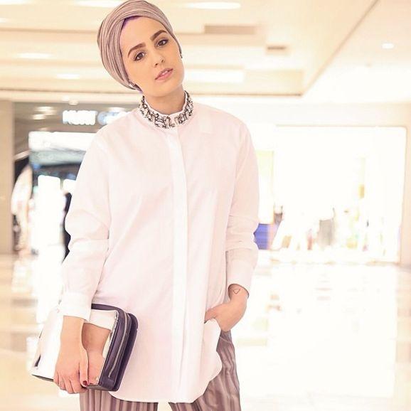 78+ bilder om Hijab fashion,trend and tutorials på Pinterest | Sjal ...