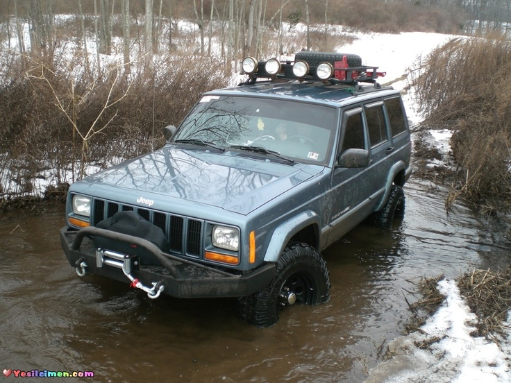 115 best images about Jeep Cherokee XJ on Pinterest  Jeep