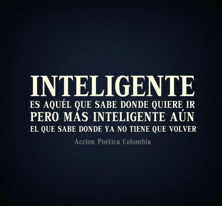 Inteligente...