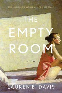The Empty Room (2013) Lauren B. Davis, novel, publisher: Harper Collins Canada http://laurenbdavis.com/