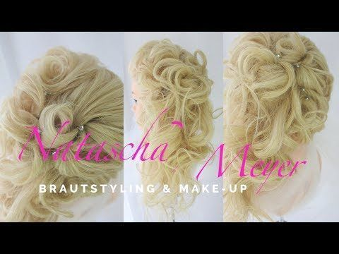 Page Updo – Open Half Raised Hairstyle | Natasha Meyer – … – hairstyle …