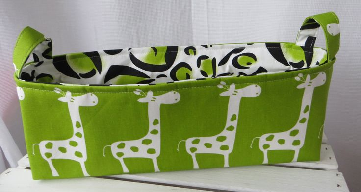 Diaper Caddy, Fabric organizer bin Fits 50 size 1 diapers by DivasIntuition on Etsy https://www.etsy.com/listing/117417424/diaper-caddy-fabric-organizer-bin-fits