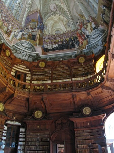 Eger Lyceum Library #Hungary