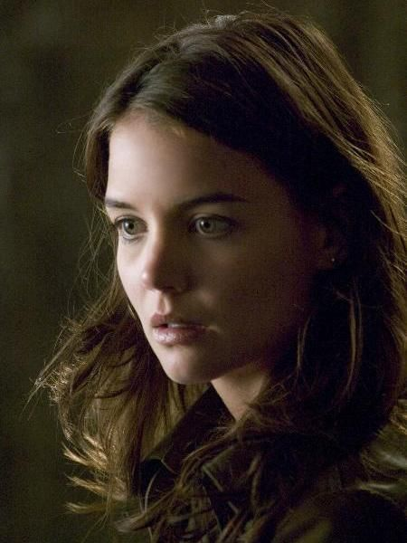 Rachel Dawes played by Katie Holmes in Batman Begins