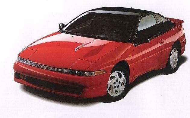 1989 Mitsubishi Eclipse Gs