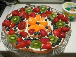 My Fruit Pizza Recipe