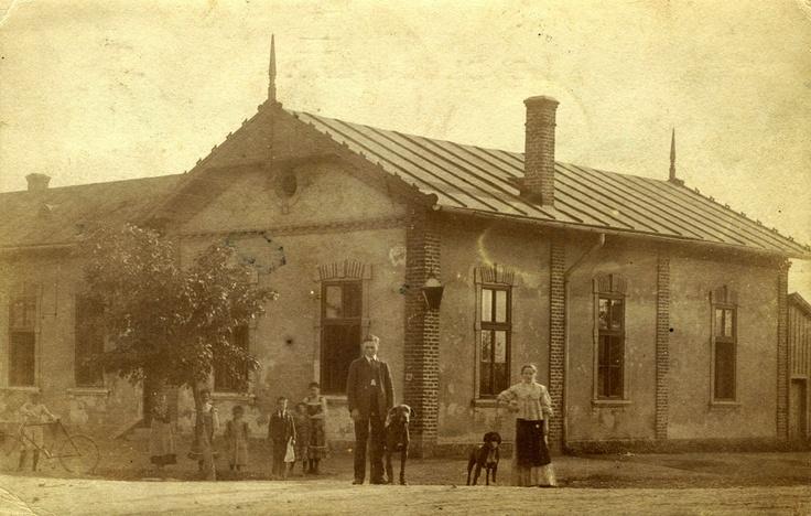 Cukorgyártelepi lakóház  1900-as évek eleje