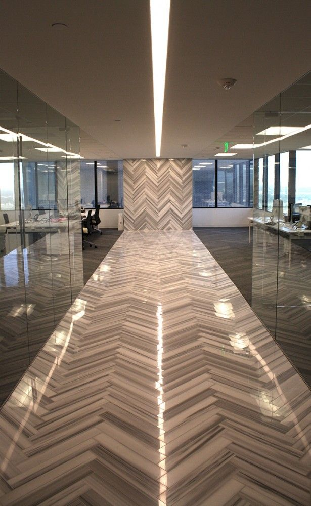 Emser Tile Amp Natural Stone Quot Metro Quot Marble In Chevron